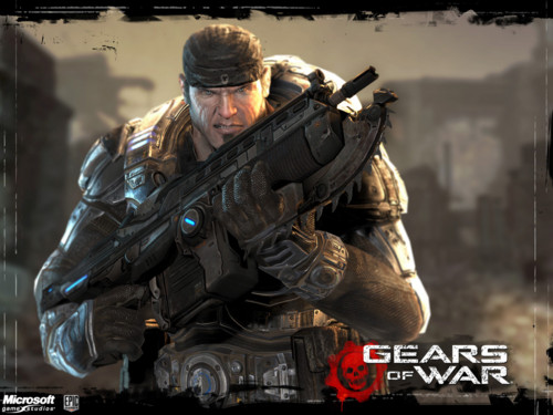 Gears of War (reuse with no mod)